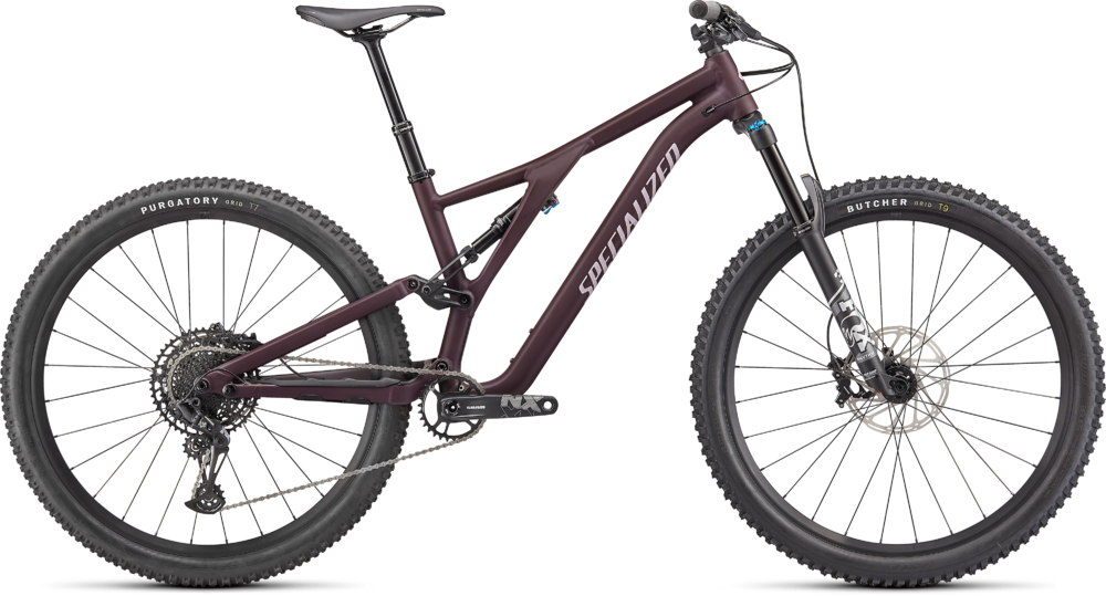 Specialized Stumpjumper Comp Alloy SATIN CAST UMBER / CLAY S3
