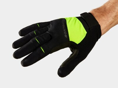 Bontrager Glove Circuit Full-Finger XXL Radioactive Yellow