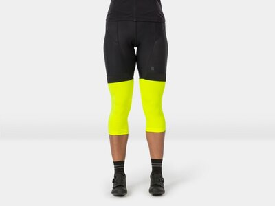 Bontrager Warmer Thermal Knee Medium Radioactive Yellow